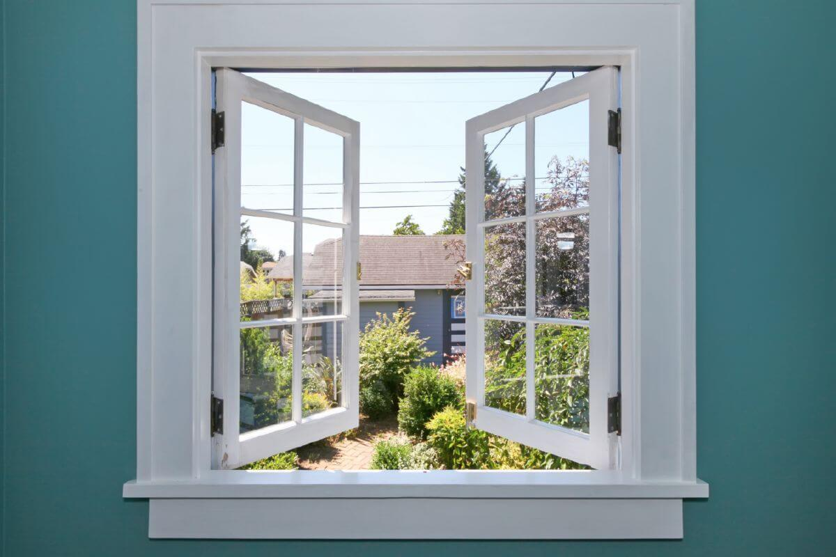 Aluminium Window Casement Oxfordshire