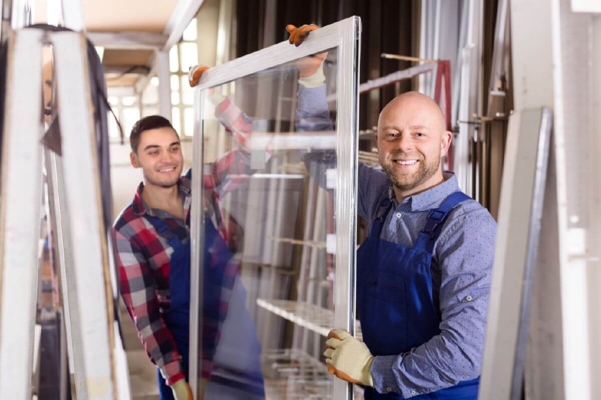 Aluminium Window Repairs Oxfordshire